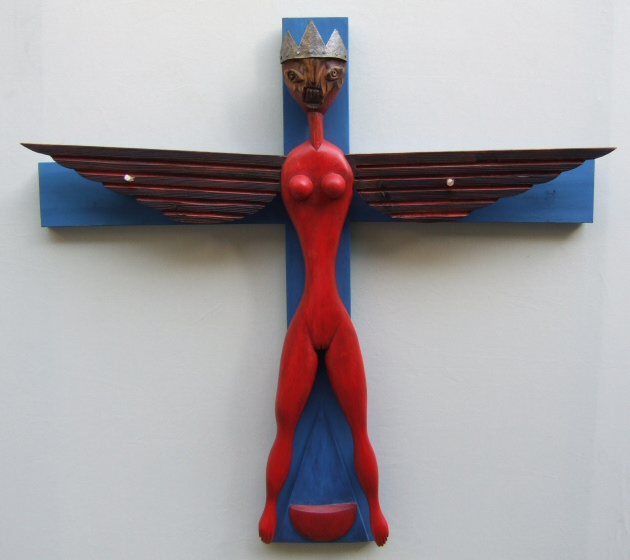 Crucified Goddess 5 Photo 1