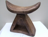 Sculpted Stool